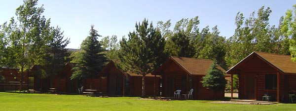 Thousand Lakes Rv Park Cabins Amenities And Rates